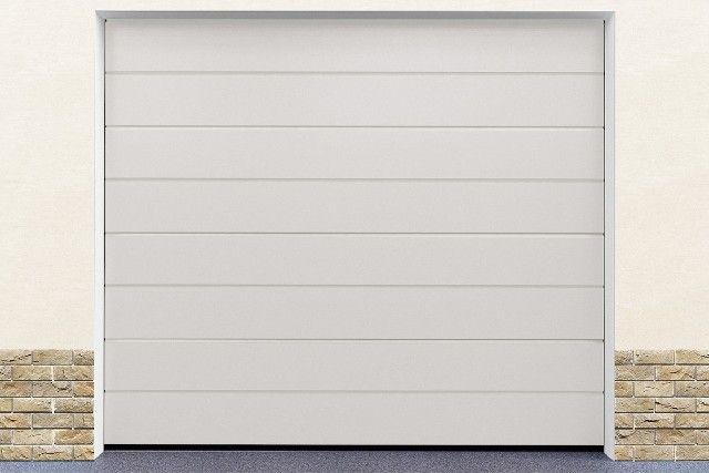 DoorHan RSD01 DIY 2375x2030 bílá