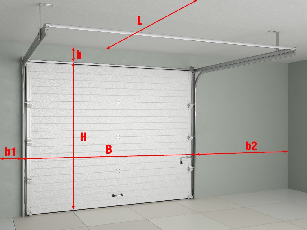 Doorhan RSD01 DIY 2375x2150 antracit