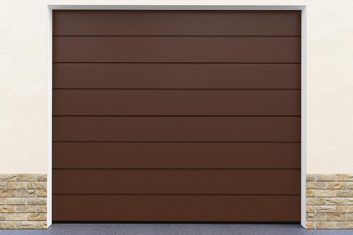 Doorhan RSD01 DIY 2375x2150 hnědá