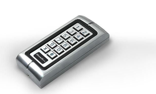 přístupová klávesnice Keycode se čtečkou