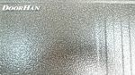 vchodové dveře DoorHan ECO 880x2050, antigue stříbro