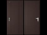 vchodové dveře DoorHan ECO 880x2050, antigue měď